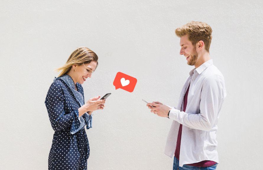 Como a internet mudou o amor