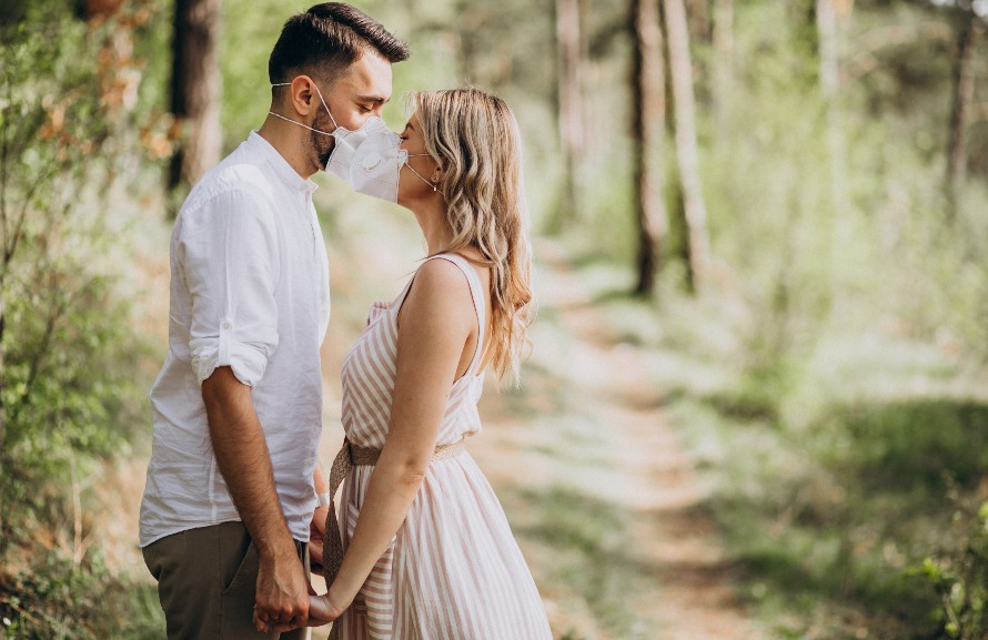 Encontros de amor numa era pós-Covid
