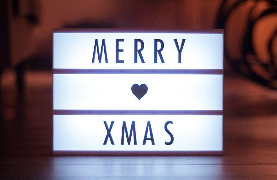 Mensagens de Natal para a namorada