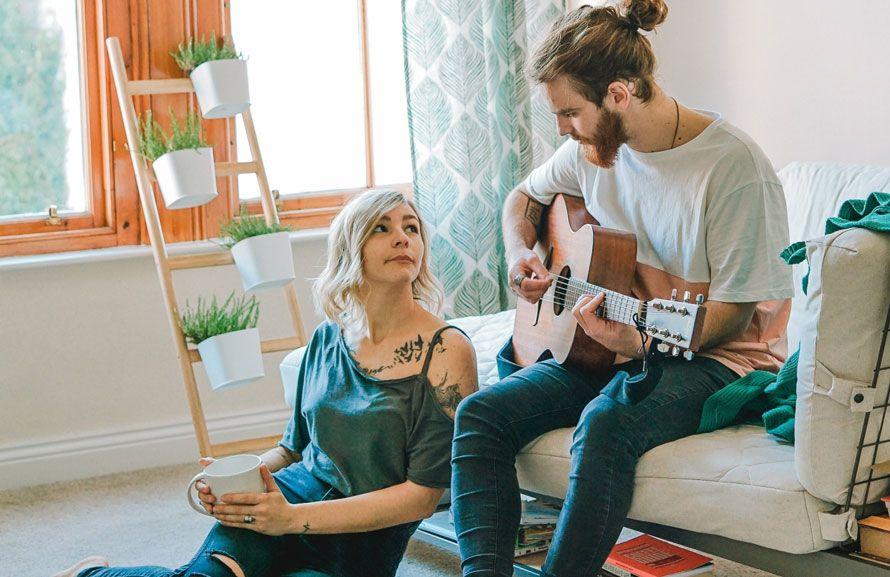 5 músicas românticas para ouvir a dois