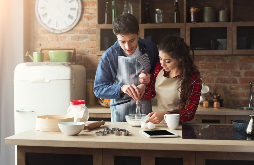 Sobremesas românticas - receitas simples e deliciosas